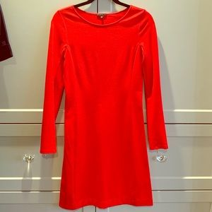Theory fitted dress